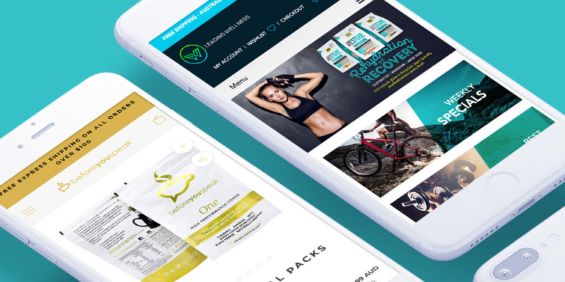 mobile responsive websites that were designed by Lethal in Perth