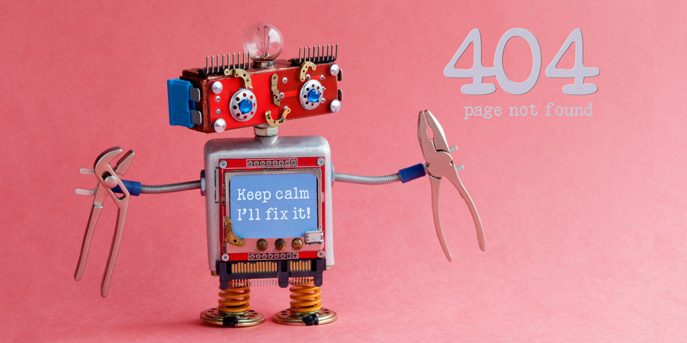404 errors are annoying on websites so here's how to prevent these issues