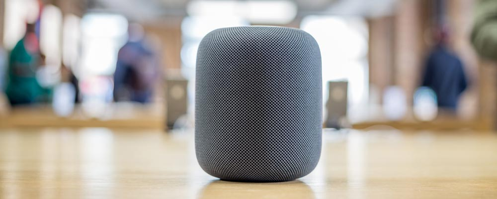 Apple Home Pod - Voice Search