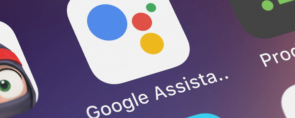 Google Assistant - Voice Search